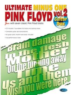 Pink Floyd: Ultimate Minus One, Volume 2 CD et Livre | Tablature Guitare