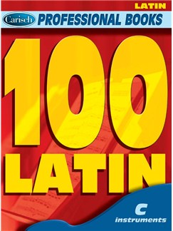 100 Latin Books | Melody Line & Chords