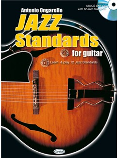 Jazz Standards for Guitar Books and CDs | Guitar