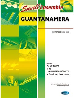 Guantanamera Books | Ensemble