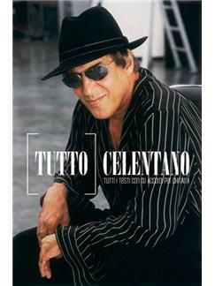Adriano Celentano: Tutto Celentano Books | Lyrics & Chords