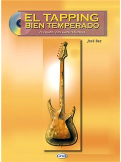 El Tapping Bien Temperado CD y Libro | Guitar