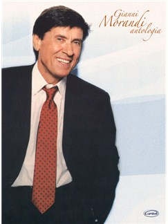 Gianni Morandi: Antologia Libro   Guitarra