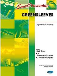 Greensleeves Books   Ensemble