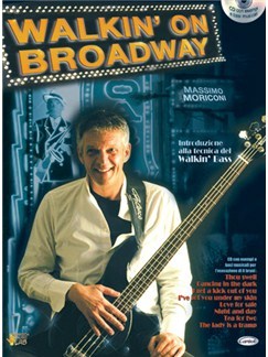 Walkin' On… Broadway CD y Libro | Bajo