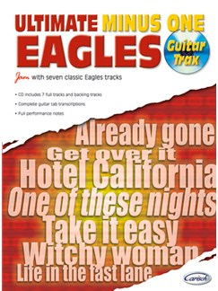 Eagles: Ultimate Minus One Books and CDs | Guitar Tab