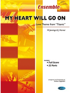 My Heart Will Go On (Love Theme From Titanic) Books | Ensemble