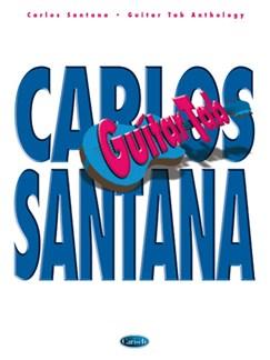 Carlos Santana: Guitar Tab Anthology Books | Guitar Tab