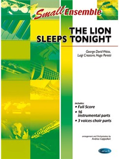 The Lion Sleeps Tonight (From The Lion King) Books | Ensemble