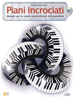 Piani Incrociati CD y Libro | Piano