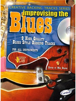 Improvising the Blues CDs | Guitar
