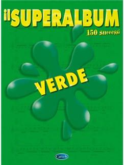 Il Superalbum Verde Libro | Guitarra