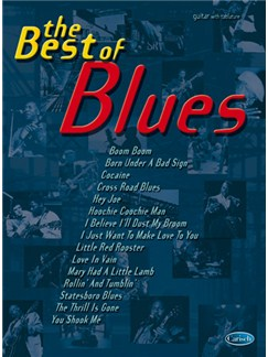 The Best of Blues Books | Guitar Tab