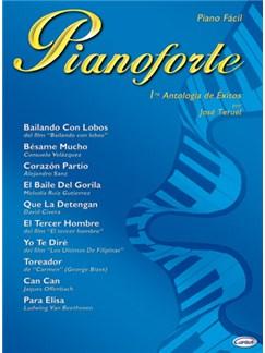 Pianoforte, 1ra Antología de Éxitos Libro | Piano
