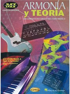 Armonía y Teoría Libro | All Instruments