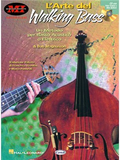 L'Arte del Walking Bass Books and CDs | Bass Guitar