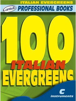 100 Italian Evergreens Books | C Instruments