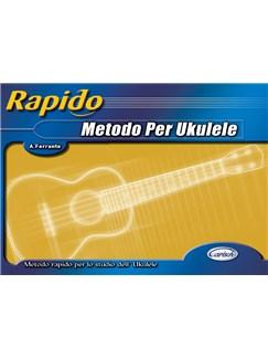 Rapido - Metodo Per Ukulele Books | Ukulele