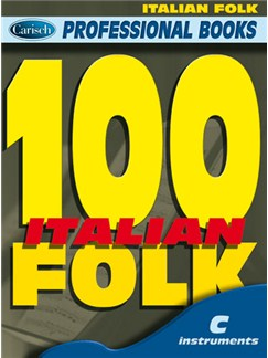100 Italian Folk Books | C Instruments
