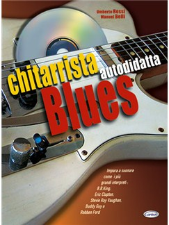 Chitarrista Blues Autodidatta Books and CDs | Guitar