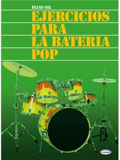 Ejercicios para la Batería Pop Libro | Drums