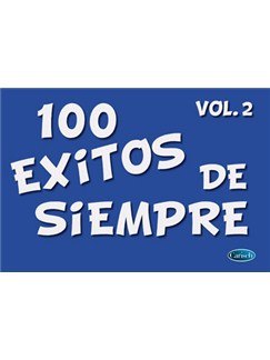 100 Éxitos de Siempre, Volumen 2 Libro | Guitarra