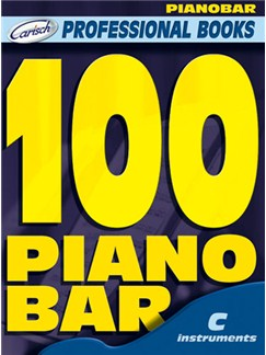 100 Piano Bar Books | C Instruments