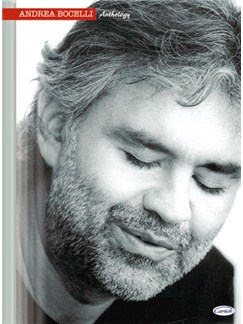 Andrea Bocelli: Anthology Books | Piano, Vocal & Guitar