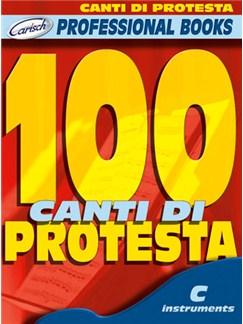 100 Canti di Protesta Libro | Instrumentos en Do