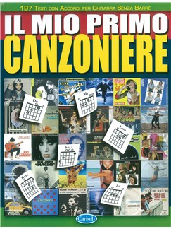 Il Mio Primo Canzoniere Books | Lyrics & Chords