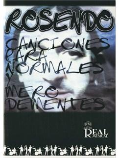 Rosendo: Canciones para Normales y Mero Dementes Libro | Band Score