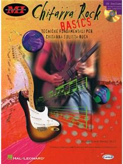 Chitarra Rock Basics CD y Libro | Guitarra