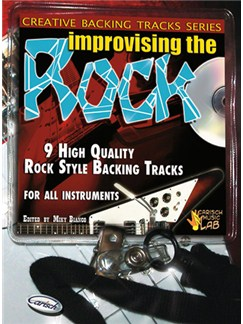 Improvising the Rock CDs | Guitar