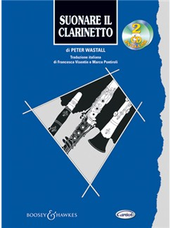 Suonare il Clarinetto Books and CDs | Clarinet