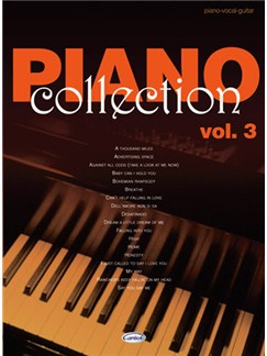 Piano Collection, Volume 3 Libro | Piano, Voz y Guitarra