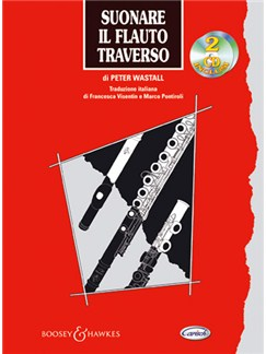 Suonare il Flauto Traverso Books and CDs | Flute