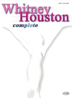 Whitney Houston: Complete Books | Piano, Vocal & Guitar