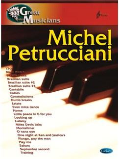 Michel Petrucciani: Great Musicians Series Books | Piano