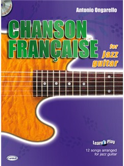 Chanson Française for Jazz Guitar Books and CDs | Guitar