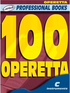 100 Operetta Books | C Instruments
