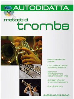Autodidatta: Metodo di Tromba Books and CDs | Trumpet