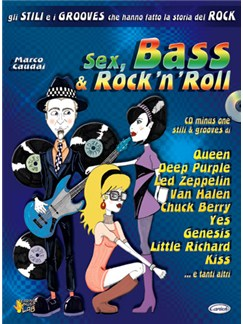 Sex, Bass & Rock'n'roll Books and CDs | Bass Guitar