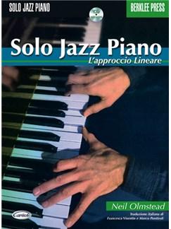 Solo Jazz Piano, L'Approccio Lineare Books and CDs | Piano