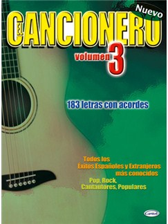 El Cancionero, Volumen 3 Libro | Lyrics & Chords