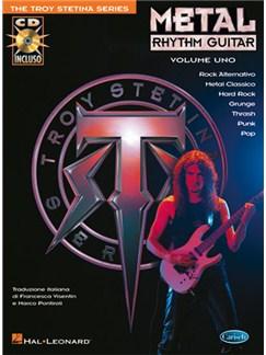 Metal Rhythm Guitar (Volume 1) Books and CDs | Guitar