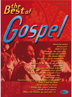 The Best of Gospel Books | Piano, Vocal & Guitar