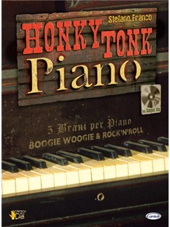 Honky Tonk Piano Books and CDs | Piano