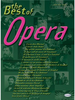 The Best of Opera Books | Piano, Vocal & Guitar
