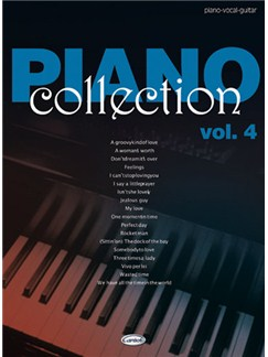 Piano Collection, Volume 4 Books | Piano, Vocal & Guitar