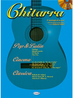Chitarra, 3a. Antologia di Successi Books and CDs | Guitar Tab